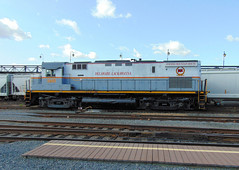 Delaware-Lackawanna 2403 (CPShips) Tags: delawarelackawanna alco c424 scranton