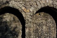 Arcade (treehouse1977) Tags: hipstamatic southampton hampshire england walls city arcade westquay medieval