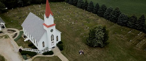 """A Drone Shot from """"Twig"""""""
