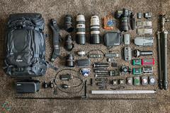 238/365 The Gear ([inFocus]) Tags: 365 3652017 project365 photoaday iphone iphone7plus fstop gear bag stuff toolsofthetrade travellinglight tilopa
