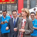 Henriette Reker auf dem Chinafest 2017 in Köln thumbnail