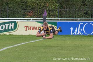 James Martin opens the scoring for Hinckley-7747
