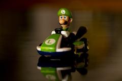 Luigi (Ricardo Luna P) Tags: luigi mario supermariobros mariokart nintendo games videogames geek gamer