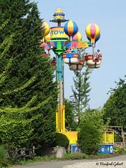 Samba Tower (MacroManni) Tags: deutschland germany niederrhein kalkar kernwasserwunderland kernieswunderland freizeitpark amusementpark schnellerbrüter sambatower