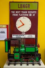 Next Departure (McTumshie) Tags: 20170930 leightonbuzzard leightonbuzzardrailway industrialrailway locomotive narrowgauge railway railwayheritage steam england unitedkingdom