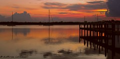 When it seems like the night will last forever, (Kathryn Louise18) Tags: canon florida kathrynlouise sunset sunrise sailboats dock gratefuldeadlyrics edgewater volusiacounty roberthunterlyrics
