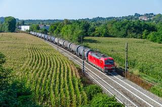 Treno Merci - DBSCI E 191.020