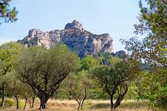 Vue à Saint Rémy de Provence