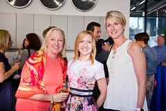 Charmaine Carter, Margie Newman, Heidi Hutchinson