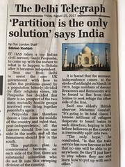 The Delhi Telegraph #Brexit partition 🇬🇧 via @PrivateEyeNews