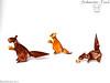 S'alimenter - Feed. (Magic Fingaz) Tags: ardilla barthdunkan eichhörnchen esquilo origamisquirrel scoiattolo squirrel écureuil белка リス 松鼠