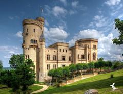 Potsdam Babelsberg (Ruinenvogel) Tags: schlos castle château babelsberg potsdam glinicke glinickerbrücke hdr ngc berlin brandenburg flickrtravelaward