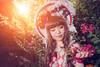 SDF_9686 (SendoFu) Tags: bonnet lolita ボンネット エプロン風スカート blouse bl ブラウス headbow kc カチューシャ bnt 蕾絲 維多利亞 jsk op onepiecedress ワンピース jumperskirt ジャンパースカート nop lolitafashion 蘿莉塔 蘿莉塔時裝 ロリータ・ファッション sweetlolita classicallolita