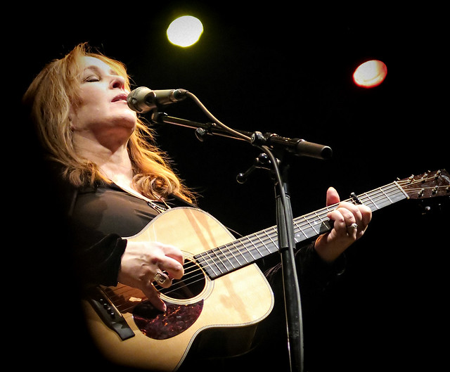 Gretchen Peters at The Artrix Theatre 2016