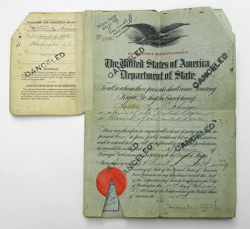 Schnare Passport