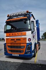 DSC_0003 (richellis1978) Tags: grampian continental volvo fh fh4 cannock truck lorry hgv lgv oo55njb oo55 njb fh16 750