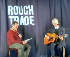 Robert Forster, Rough Trade (marukomu) Tags: robertforster gobetweens australia roughtrade alexpetridis london live gig book launch signing grant