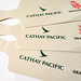 Cathay Pacific Airlines Luggage Tags