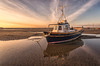 Safety (Rob Pitt) Tags: meols beach wirral sunset sky clouds boats tokina 1116 sea outdoor rob pitt photography uk england hsc safety heswall sailing club