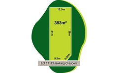 Lot 1712, Hawking Crescent, Plumpton VIC