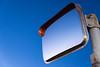 Untitled (Yuta Ohashi LTX) Tags: reflection sky blue evening gradation mirror 鏡 夕方 夕焼け ミラー グラデーション japan 日本 nikon d750 f40 24120