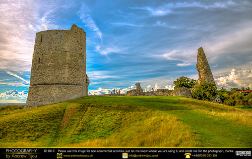 Hadleigh Castle HDR