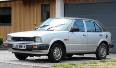 EUD 964Y (2) (Nivek.Old.Gold) Tags: 1983 honda civic 5door 5g 1335cc johnavery oxford