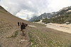 Nichnai pass (srikanthsamaga) Tags: kashmir kashmirgreatlakes nichnai india incredibleindia indiahikes himalayas himalaya trek trekking snow clouds cloudy cloudyday mountainscape mountains valley mountainpass landscapes