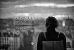 Je suis le Monde (Mathieu HENON) Tags: leica m240 noctilux 50mm blackwhite noirblanc monochrome france paris beaubourg centre pompidou