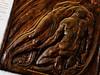 Quando il privato non poteva entrare nella sfera pubblica (Colombaie) Tags: aosta valdaosta piaazzachanoux portico municipio hôteldeville michelangelobossi neoclassicismo lapide caduti iguerramondiale bassorilievo bronzo due uomini nudi omoaffettività velata arte giovanniriva 1924