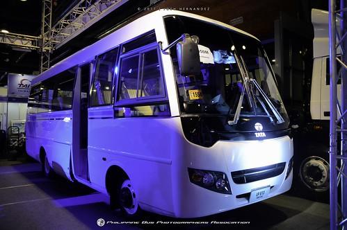 Tata LP 613 Mini Bus