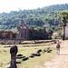 Approaching Wat Phou