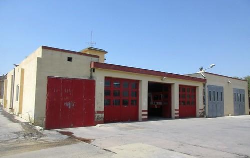 Protezzjoni Ċivili Malta, Civil Protection Department Malta (Kordin)