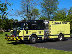 Engine 18 (wefr15) Tags: fireapparatus greater cincinnati fire apparatus northern kentucky