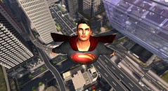 Superman (Noddington Schmooz) Tags: secondlife sl noddingtonschmooz noddington dccomics superheroes superman
