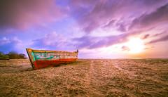 Retired (Dhina A) Tags: sony a7rii ilce7rm2 a7r2 variotessar t fe 1635mm f4 za oss sonyfe1635mmf4 sel1635z rameswaram india retired boat sea seashore