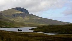 Old man of Storr. (Amo535) Tags: scotland skye island rocky outcrop storr old man