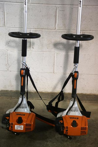 Two Stihl FS90R Weedeaters ($252.00 and $252.00)