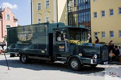 Hochzeits-Truck (duldinger) Tags: hochzeit hochzeitsdeko hochzeitstruck ehe werbung art