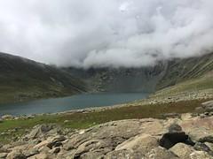#gangballake #Kashmir #Trek #nunkol #lake (moqhashmi) Tags: gangballake kashmir trek nunkol lake