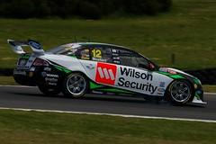 Chaz Mostert (.Stupix) Tags: track race australia wilsonsecurity 12 pentax motorsport victoria phillipisland djr ford falcon fg chaz mostert