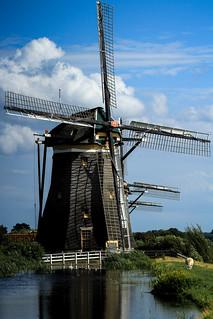 The three ? Windmills.