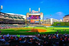The All American Baseball Game! (Raphael de Kadt) Tags: detroit detroittigers tigers usa michigan baseball comerica comericapark stadium action sport game