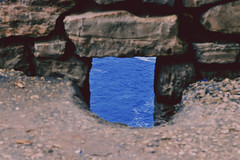 atlantic ocean. (Virginia G.) Tags: nazaré leiria portugal europe ocean atlanticocean faroldanazaré nazarenighthouse