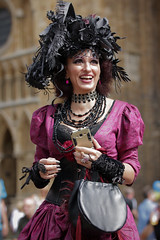 Asylum Steampunk Festival 2017 (Gordon.A) Tags: lincolnshire lincoln minsteryard asylum theasylum convivial lincolnasylum lincolnasylumsteampunk asylumsteampunk asylumsteampunkfestival lincolnasylumsteampunkfestival festival festiwal festivaali festivalen wyl festspiele steampunk steampunkstyle steampunkclothes steampunkfashion steampunklifestyle victorian neovictorian alternative cosplay costume creative culture lifestyle lady woman people peoplewatching street event streetevent eventphotography amateur streetphotography streetportrait colourportrait colourstreetportrait portrait portraitphotography candid candidphotography candidstreetphotography candidportrait candidstreetportrait smile naturalexpression naturallight naturallightportrait day daylight outside outdoor outdoorphotography town city citystreets urban urbanphotography canon canoneos750d