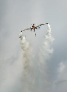 Afterburner, Belgian Air Component F16AM