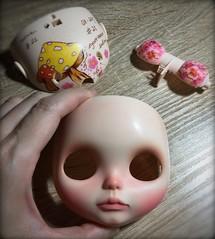 """ Kinoko 🍄"" my #21 customcommission"
