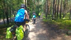 Cycling in Poland (Leif (Bryne)) Tags: eurovelor10 r10 eurovelo poland polen sykling sykkelsti