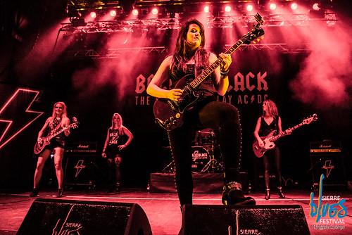 BACK:N:BLACK @ Sierre Blues Festival