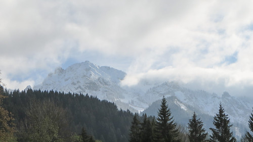 Bavarian Alps near Schwangau